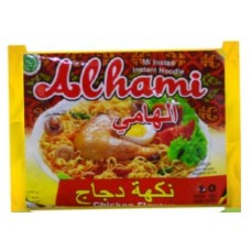 Alhami Chicken Flavor Noodles 60 gm