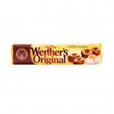 Storck Werthers Original Creamy Coffee Candies 50 g