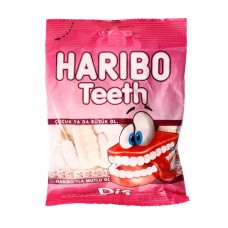 Haribo Teeth Candy 80 g