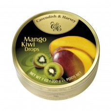 Cavendish & Harvey Mango Kiwi Drops 200 g