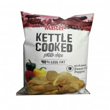 Master Kettle Cooked Potato Chips Sweet Chili Pepper 45 g