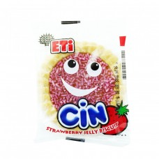 Eti Cin Strawberry Jelly Biscuit 27 g