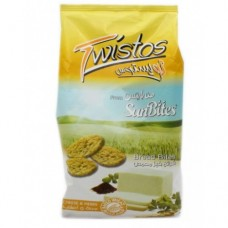 Twistos Sunbites Cheese And Herbs Bread Bites 50 g