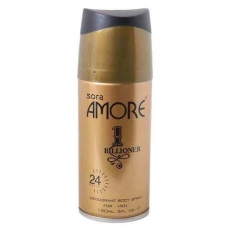Amore Deodorant One Billioner Men 150 Ml
