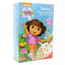 Sweetoon Dora Honey Corn Flakes 350g