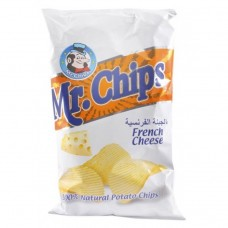 Mr.Chips French Cheese 160GR
