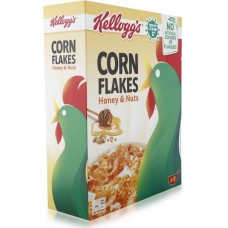 Kellogg's Corn Flakes Honey&Nuts 375g