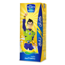 CAPTAIN NADEC BANANA 200ML