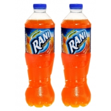 RANI ORANGE CARROT 1LTR*2