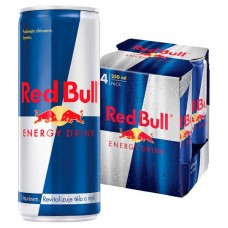 RED BULL ENERGY (4X250ML) (C)