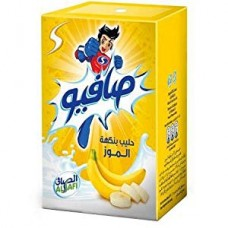 AL SAFI SAFIO BANANA 125ML