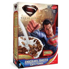 Sweetoon Superman Choco Corn Flakes 350g