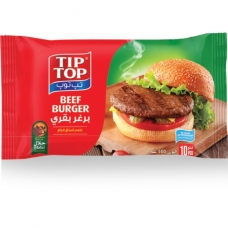 Tip Top Beef Burger 10 pcs (450 g)