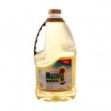 MAZOLA SUNFLOWER OIL3 LTR