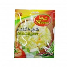 Mona Vegetables Soup 56g
