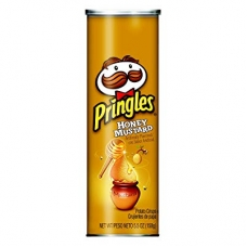 Pringles Sour Cream & Onion Flavored Crisps 158g