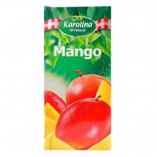 Karolina all Natural Mango Juice 1 Liter