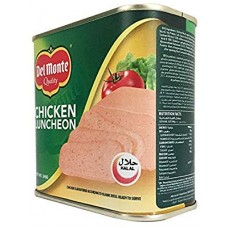 Del Monte Chicken Luncheon Meat 340 gm