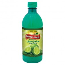 New Land Concentrate Lime Juice 473 Ml