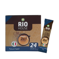 Rio House 2 in 1 Box ( 24 ) Sachet