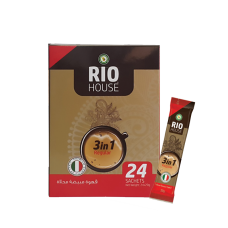 Rio House 3 in 1 Box ( 24 ) Sachet