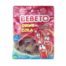 EXC PEPPITO JELLY GUM 50GR COLA