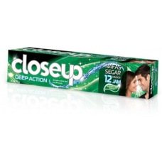 Closeup Deep Action Toothpaste With Mint 100ML