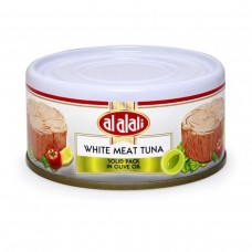 Al Alali Tuna Slices Regular In Sunflower Oil 120 g
