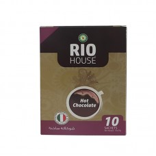 Rio House Hot Chocolate Box ( 10 ) Sachet