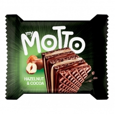 MYMOTTO SUMMER UNCOATED WAFER- COCOA &