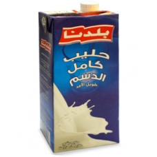 Baladna Full Fat Milk 1L