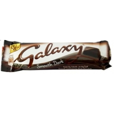 Galaxy Smooth Dark Chocolate 40g