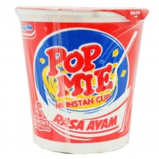 Pop Mie Chicken Noodles 56g