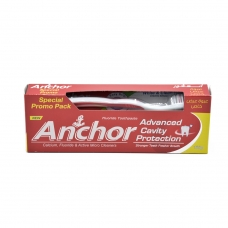Anchor Advance Cavity Toothpaste with Toothbrush 150G
