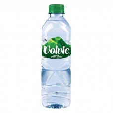 Volvic Natural Mineral Water 0.5ltr