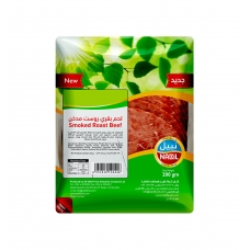 Nabil Smoked Roast Beef Slices 200G