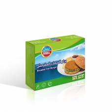 Nabil Breaded Fish Burger 280g