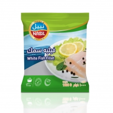 Nabil White Fish Fillet 1Kg