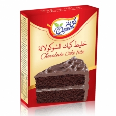 Queens Cake Mix Chocolate 500g