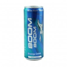 BOOM BOOM ENERGY 355ML (C) 40% EX.FREE