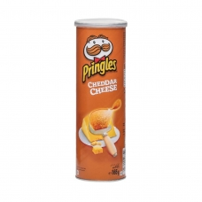 PRINGLES CHEESY CHEESE 165GR PP