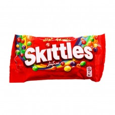 Skittles Sour Fruits Candy 38g