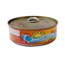 SUN RISE LIGHT TUNA140 GM.-CHILI