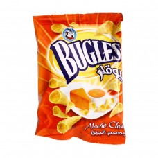 MR.CHIPS BUGLES NACHO CHS 30GR CP