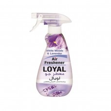 Loyal freshener with the smell of white wood and lavender 450 ml