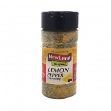 New Land Lemon Pepper Seasoning Spices