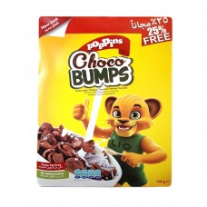 POPPINS CHOCO BUMPS WHEAT 600GR