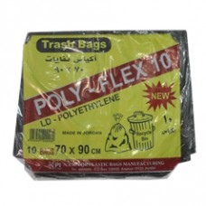 Garbage bags 70 * 90 Flex 3 + 1