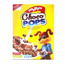 POPPINS CHOCO POPS CEREAL 600GR
