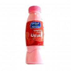 al marai yoghurt w strawberry 340 ml